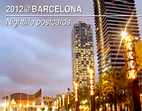 2012@BCN Nightlife Postcards