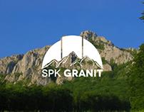 SPK Granit visual identity