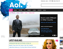 AOL Dynamic Lead Redesign