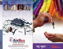 Airbell Folder Brochure