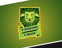 Logo Sporting Club Portugal Season 13-14