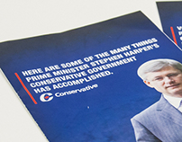 Conservative Party of Canada Brochure