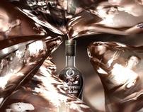 """Courvoisier """"Bottle"""""""