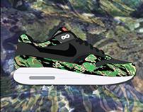 Sneaker Illustration pt2