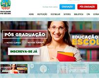 Banner Faculdade Pio Décimo