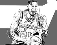 NBA Finals Game 7: Tim Duncan | June 21, 2013