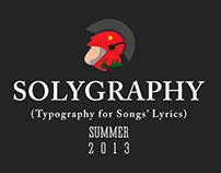 Solygraphy - Summer 2013 Collection