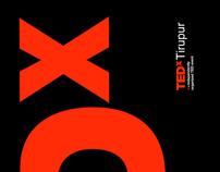 TEDx Tirupur Brochure