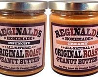"Reginald's Peanut Butter (Mobile) ""A True Homemade App"""
