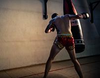 European Kickboxing Champion: Vincent Foschiani