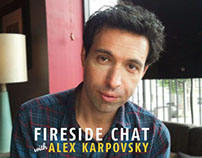 Interview: Alex Karpovsky (HBO's Girls)