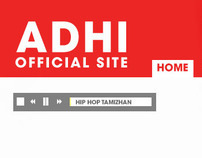 Adhi's Official site