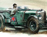 Making of: Bentley Speed 6