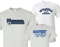 St Anselm Intramural Prints