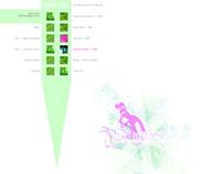 Cover to my www.davidchipps.com web design project 2004