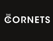 The 3 Cornerts -Website UI