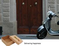 Italian Shipping Ad
