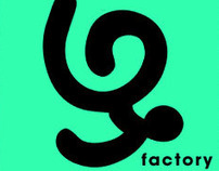Zha Factory - Logo works under process