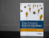 MGMA book covers