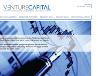 VentureCapital : Flash website