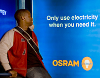 Osram - Energy Saver - Outdoor