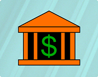 Federal Reserve Banks Icon