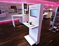 T-Mobile: Global Design Concept Stores & Kiosks