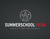 Logotype Summer School Siena 2012