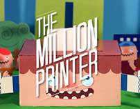 THE MILLION PRINTER