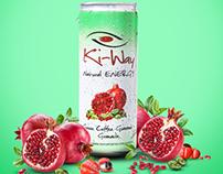 KIWAY / NATURAL ENERGY DRINK