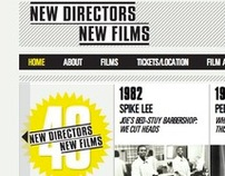 New Directors / New Films