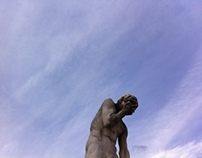 (Another take) on the statues of Tuileries