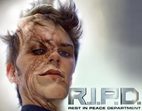 Feature Film: R.I.P.D. - Conceptual Designs