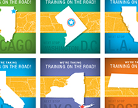 Facebook Marketing Campaign: Regional Training