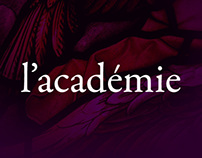 L'Académie Baroque Orchestra Branding