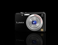 TVC: Panasonic LUMIX Packshot