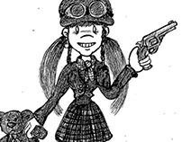 Steampunk Callie
