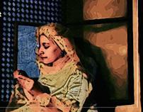 Katr Al-Nada (making)