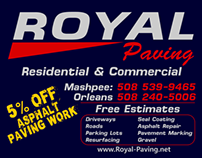 Royal Paving