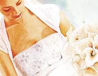 Watercolour's Bride