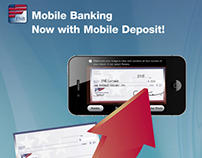 FNB Mobile Banking with Mobile Deposit Campaign