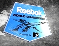 REEBOK WORLD CHAMPION POWERED BY MTV