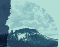 Lake Tahoe California Poster