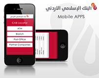 Jordan Islamic Bank - Facebook & Mobile App.