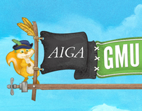AIGA GMU Student Group Official Website