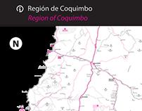 SERNATUR · Mapas OIT