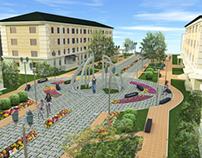 Avenue design (with Irina She)