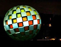 Heliosphere Projection Mapping