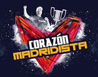 Corazón Madridista