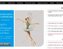 Escuela- Compañía de Ballet